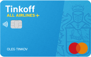 Tinkoff all airlines - Народный рейтинг кредитных карт