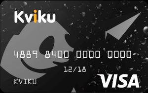 kviku - Народный рейтинг кредитных карт