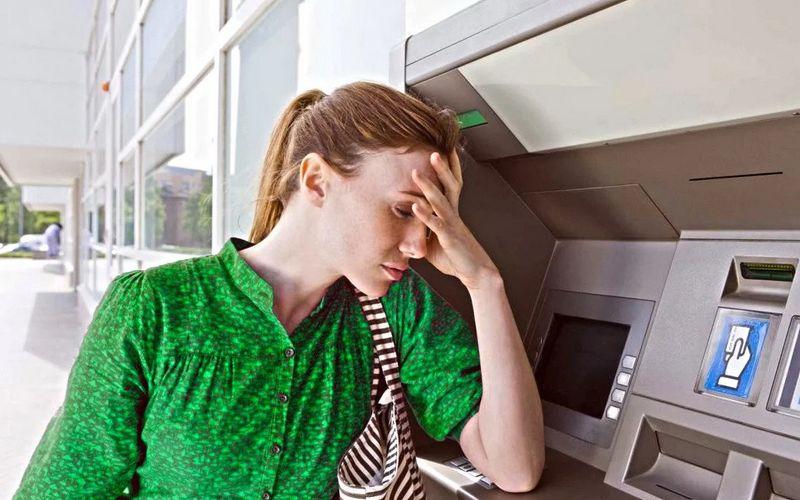 Как вернуть карту из банкомата