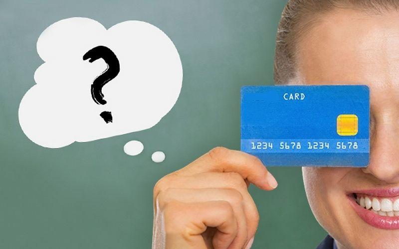 Типы карточных счетов
