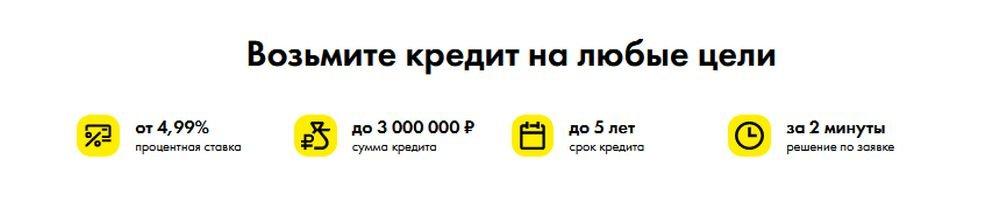 Плюс кредита на любые цели от Райффайзен банка