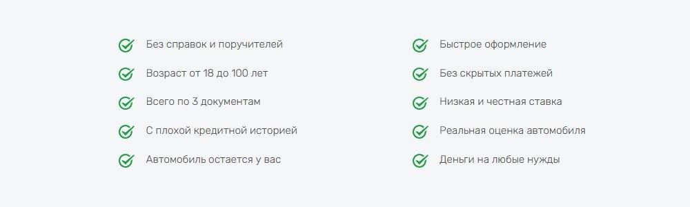 Преимущества сервиса Народный Кредит