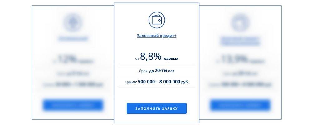 Выбрать и оформить кредит под залог недвижимости от Норвик Банка